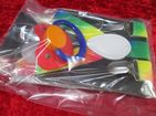 Pride Rainbow Suspenders and Trio Coloured Adult Sized Paci,
